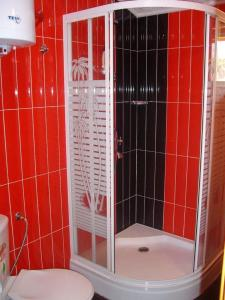 A bathroom at Sveti Georgi Guest House