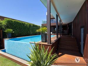 The swimming pool at or near Seaview - Stunning Bay Views!