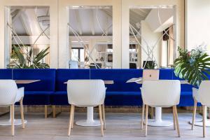 Salone o bar di Red Level at Gran Melia Palacio de Isora - Adults Only