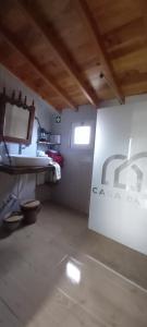 Uma casa de banho em Casa da Bisa - Santa Maria - Açores