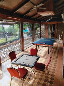 Table tennis facilities at Regenta MPG Club Mahabaleshwar or nearby
