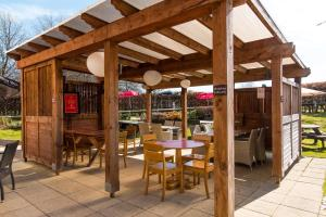 A restaurant or other place to eat at Queen of the Loch, Balloch by Marston's Inns