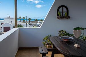 Balcone o terrazza di Apartment Fragata