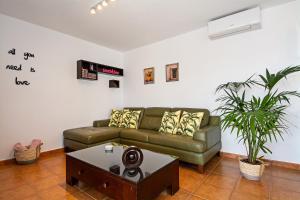 Area soggiorno di Apartment Fragata