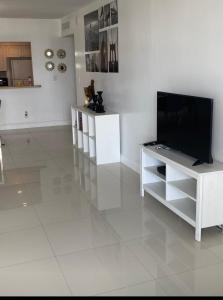 A television and/or entertainment center at Vacantion Sunny Miami