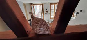 Un ou plusieurs lits dans un hébergement de l'établissement La Clé de Honfleur - Le Valentin - Parking offert