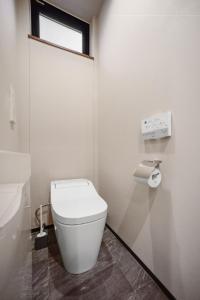 A bathroom at ALT STAY Azabudai - Vacation STAY 31668v