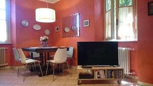 TV o dispositivi per l'intrattenimento presso Ca Balossa