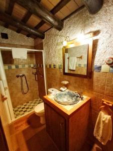 Un baño de Masia Can Felip