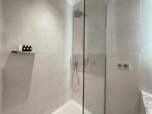 A bathroom at Maison Pic