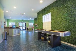 A pool table at Club Wyndham Cypress Palms