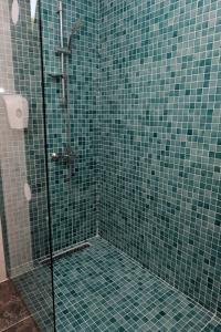A bathroom at Club Turtas Beach - All Inclusive