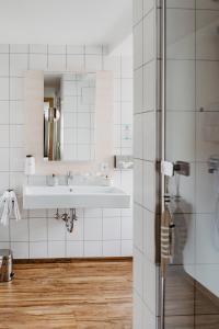 Ванная комната в Ringhotel Johanniterbad