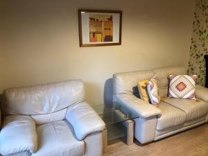 A seating area at San Pedro- Frigate Lodge