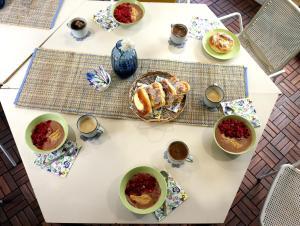 Opcje śniadaniowe w obiekcie Agroturystyka Gardna Wielka