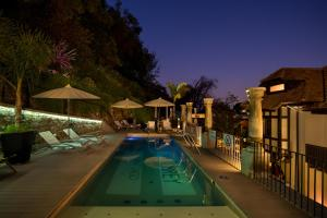 The swimming pool at or near The Aubrey Boutique Hotel