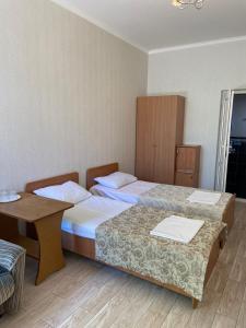 Кровать или кровати в номере Sicily