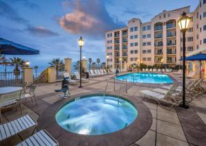 The swimming pool at or near Club Wyndham Oceanside Pier Resort