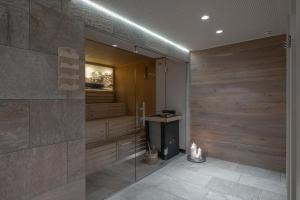 A bathroom at Boutique Hotel St. Georg