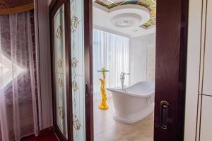 Ванная комната в Отель «Поларис»