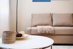 Гостиная зона в Апартаменты возле Крокус Экспо