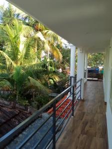 A balcony or terrace at Coconut Grove