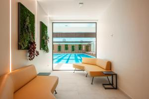 The swimming pool at or near Valamar Meteor Hotel