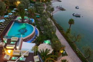 A view of the pool at Belfiore Park Hotel****S or nearby