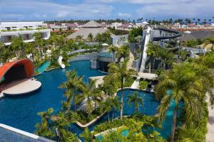 Dreams Onyx Resort & Spa - All Inlcusive с высоты птичьего полета
