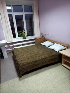 A bed or beds in a room at Buen Camino