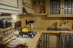 Cucina o angolo cottura di Clementina's Home Rivoli Centro