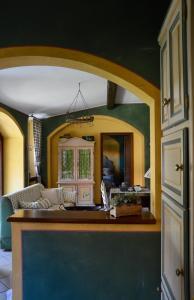 Hall o reception di Clementina's Home Rivoli Centro