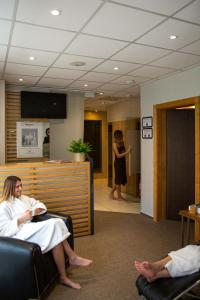 Clients de l'établissement Hôtel et Spa La Villa K - Basel Airport