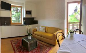 A seating area at Casa del Pittore