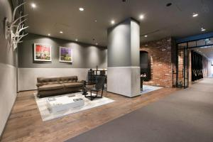 The lobby or reception area at Complete Host Wrap Apartments