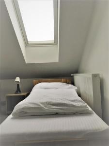 Postel nebo postele na pokoji v ubytování Apartments Villa Viola
