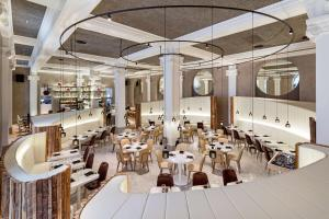 A restaurant or other place to eat at The Edwardian Manchester, A Radisson Collection Hotel
