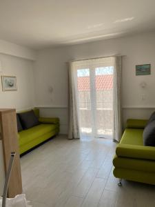 Posezení v ubytování Apartments Adria