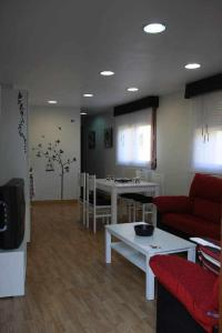 Zona de estar de Apartamento Miralrio
