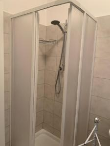 A bathroom at Affittacamere Gambelli