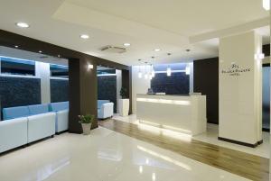 Hall o reception di Miramare Hotel