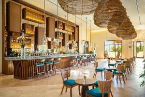 A restaurant or other place to eat at Secrets Maroma Beach Riviera Cancun - Adults only