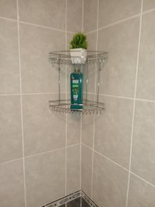 A bathroom at Havisham Studio Flat Rochester ME1 1XZ