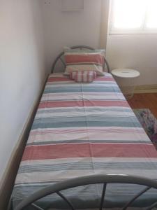 Uma cama ou camas num quarto em Cubiculum Gaya