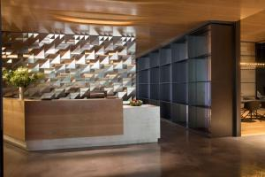 The lobby or reception area at BEI San Francisco, Trademark Collection by Wyndham