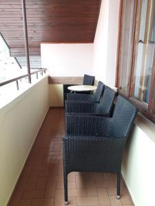 Балкон или тераса в Vitosha Guest House