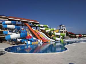 Vandens parkas viešbutyje arba netoliese