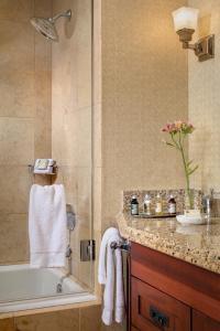 A bathroom at The Lodge at Torrey Pines