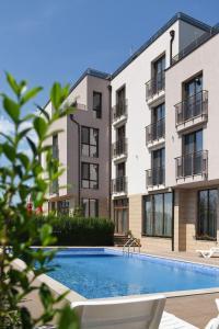 The swimming pool at or close to Hotel Vanilla, Varna - Хотел Ванила, Варна