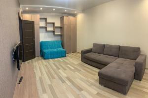 Гостиная зона в Апартаменты на Горького 96
